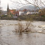 River Dee at Llangollen thumbnail