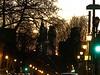 Monday morning (karenchristine552) Tags: morning dawn westphilly urban street dark winter nocturnal philadelphia universitycity karenchristinehibbard
