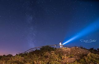 ¿Donde estará la Vía Láctea?