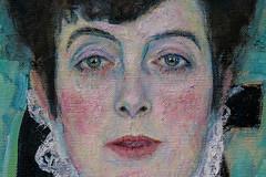 Vienna (that Geoff...) Tags: vienna austria wien amaliezuckerkandl 191718 art artist painter austrian face gustavklimt belvederemuseum canon powershot g7x