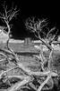 West Mitten (CDeahr23) Tags: bw blackandwhite monumentvalley arizona arizonapassages navajoreservation navajonation navajo olijatovalley desert butte clouds westmittenbutte