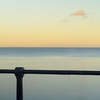 so calm (Swirly_Magnolia) Tags: sun set sunset filey yorkshire sea seascape long exposure colour color warm smooth peace calm water yellow blue ocean scene interesting landscape dusk 1000 nd filter 10 stop minimal minimalistnikon swirly magnolia