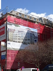 Baustelle am Neumarkt (Thomas230660) Tags: sony dresden städte citys sightseeing