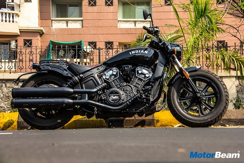 2018 Indian Scout Bobber Review Test Ride | MotorBeam com