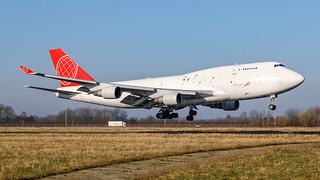 Air Cargo Global Boeing B747-4F OM-ACJ