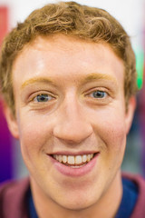 Mark Zuckerberg, Silicon Valley Comic Con, 2016 (Thomas Hawk) Tags: california comiccon comicconsiliconvalley conventioncenter cosplay costumeplay madametussauds madametussaudssanfrancisco markzuckerberg svcc svcc2016 sanjose sanjoseconventioncenter siliconvalleycomiccon fav10 fav25