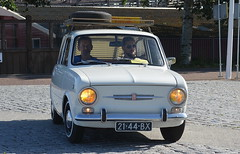 1966 Fiat 850 21-44-BX (Stollie1) Tags: 1966 fiat 850 2144bx lelystad