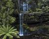 Russell Falls, Mt. Field National Park (andy_deitsch) Tags: australia dji geographic location mtfieldnationalpark russellfalls tasmania waterfall aerialphotography