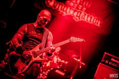 Dead Congregation - live in Metalmania XXIV fot. Łukasz MNTS Miętka-12