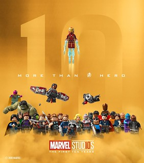 Marvel Studios - The First Ten Years