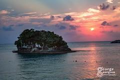 Japan_20180314_2088-GG WM (gg2cool) Tags: japan okinawa gg2cool georgiou dragon boat training sunset food paddle rowing beach