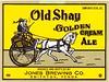 USA - Jones Brewing Co. (Smithton) (cigpack.at) Tags: smithton jones brewing co old shay golden cream ale usa bier beer brauerei brewery label etikett bierflasche bieretikett flaschenetikett