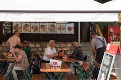 (Dominic Sagar) Tags: 2017 adriatic alps andrewmacbeanpeters europe martynhoworth food hallstatt oberösterreich austria at