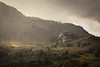Moody Mountainside (aveyardphotography) Tags: mountains lake district cumbria heavy rain clouds cloudy landscape dark moody england trees hills light turner weather cold showers