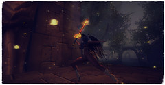 #Firos (XoLushXo) Tags: me happy warrior fire war apprentice woman fantasy secondlife sword roleplay illusion angel angelic