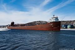 Mrs. Barker (tubaman21) Tags: interlakesteamshipcompany interlake steamship company kayeebarker kaye barker duluth minnesota