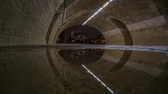 Notre Dame (karinavera) Tags: city longexposure night photography cityscape urban ilcea7m2 france paris reflection