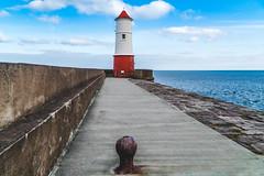 Berwick Lighthouse (21mapple) Tags: berwick lighthouse light house upon tweed ocean sea port north england northumberland
