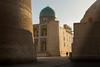 Morning in Bokhara (D A Scott) Tags: bokhara bukhara uzbekistan kalyan minaret dawn asia