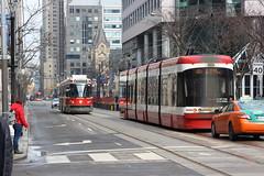 2018 04 12_7799 (djp3000) Tags: tram streetcar flexity kingstreet toronto transit publictransit publictransport ttc torontotransit