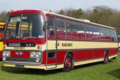 WJG 470J Heritage Transport Show 2018, Detling, Kent (Lowflyer1948) Tags: wjg470j aec reliance june1971 070418heritagetransportshow2018detling