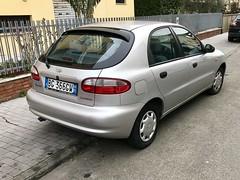 Daewoo Lanos 5p 1,3 (leocas82) Tags: corea gm generalmotors car auto automobile leocas82 carspotter iphone