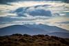 Newborough Dunes & Layers (urfnick) Tags: canon eos 1300d snowdonia nationalpark clouds bluehour sunrise mist haze spray
