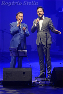 Agnaldo Rayol e Marcelo Nogueira