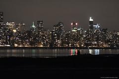 Night time (Zorro1968) Tags: night photos604 vancouver ocean britishcolumbia bc canada explorebc explorecanada insidevancouver lights portofvancouver myportcity travel tourism spanishbanks