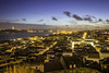 Night view from S.Jorge Castle (followmyhobby) Tags: lisboa portugal pt cityscape city urban transportation travel trip canon wide sea sky nightphoto castle river nightscape landscape europe photooftheday photgraphy lights amazing panorama