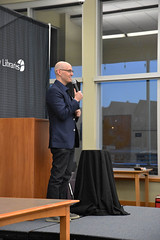 An Evening with Brad Meltzer (DCLcolorado) Tags: douglascountylibraries brad meltzer highlands ranch library colorado author signing