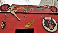 Lucky 13 (battyward) Tags: lucky13 sanfrancisco landmark bar sf