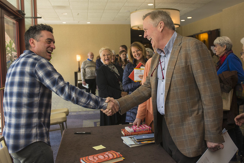 Literary Luncheon with Nathan Englander