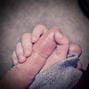 """""""two-gether"""" (ladybugdiscovery) Tags: twogether fingers holding oma grandson generations edited faded love"""