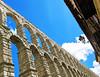 Aqueduct (Vainsang) Tags: aqueduc aqueducr acueducto segovie segovia espana espagne spain castilla