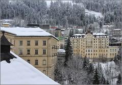 Kurort Glamour (Stephan Kainberger) Tags: badgastein tauernbahn tauruslok taurus 1116 kurort winter schnee