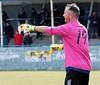 Gartcairn stand-in keeper Mark Tait has had a decent half (Stevie Doogan) Tags: clydebank gartcairn west scotland cup round 2 holm park saturday 31st march 2018