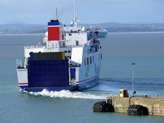 18 04 07 Stena Horizon departing Rosslare (6) (pghcork) Tags: stenaline stenaeurope stenahorizon rosslare ferry ferries wexford ireland carferry 2018