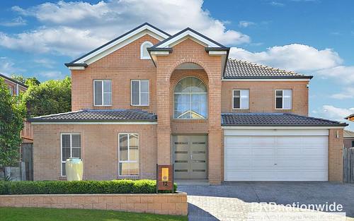 12 Woodside Avenue, Kellyville NSW