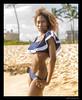 Mari (madmarv00) Tags: barberspointbeachpark d600 kalaeloa maric nikon beach hawaii kylenishiokacom model oahu outdoor swimsuit woman sand portrait