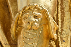 King Charles II boot on the sculpture at the Royal Hospital Chelsea (louisemarston) Tags: london uk royalhospitalchelsea charlesii