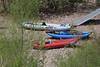 Break time (twm1340) Tags: inflatable boat float canoe verde valley river trip clarkdale az arizona water sport kayak sevylor xk2 outlaw tomcat