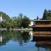 Bled lake.