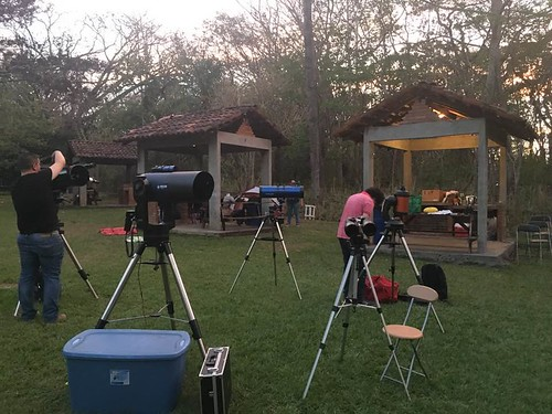 3 Star Party marzo 2018