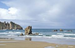 Playa de Aguilar  (Asturias)  Spain (amajocu) Tags: natur natura luonto φύση nature náttúran 自然 natuur природа meer море moře hav mora meri θάλασσα tenger laut sea sjó mare 海 mier zee sjø समुद्र morze sami ทะเล biển