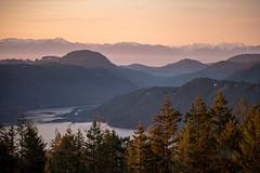 The golden kiss of dawn (_Matt_T_) Tags: victoria bc finlaysonarm summet mountains sigma120400mmf4556apodgos coast malahat britishcolumbia millbay canada ca todinlet
