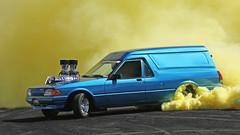 Gatton Motorfest (Alan McIntosh Photography) Tags: action sport motorsport speed power smoke burnout gatton motorfest ford