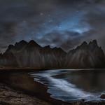 Vestrahorn by night thumbnail