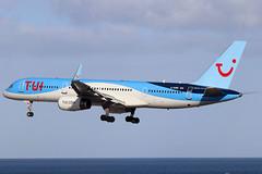 G-OOBE_02 (GH@BHD) Tags: goobe boeing 757 757200 b757 b752 752 by tom thomsonairways tui tuiairways ace gcrr arrecifeairport arrecife lanzarote airliner aircraft aviation