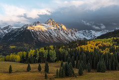 Sneffels by Eddie 11uisma - Taken last fall from a 12 day road trip that included 5 national parks and many many back roads.